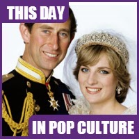 Prince Charles and Diana were wed on July 29, 1981