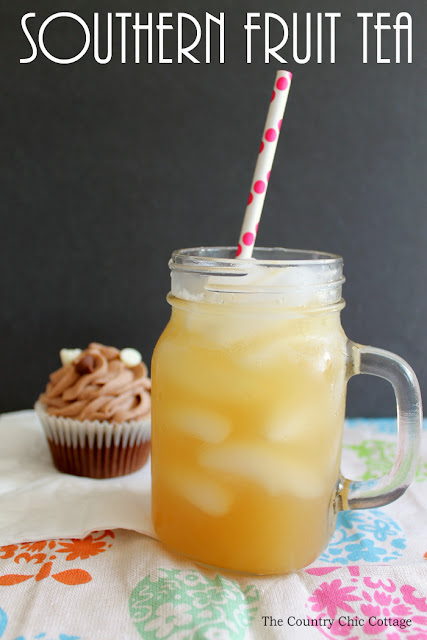 southern fruit tea recipe