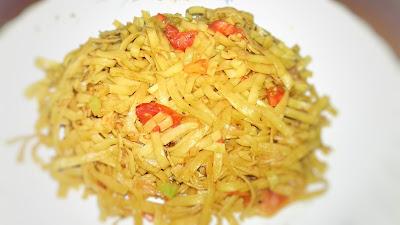 Resep Mie Kuning Basah Goreng