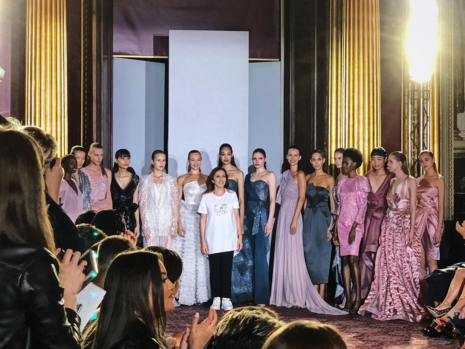 Zeynep Kartal SS19 London Fashion Week