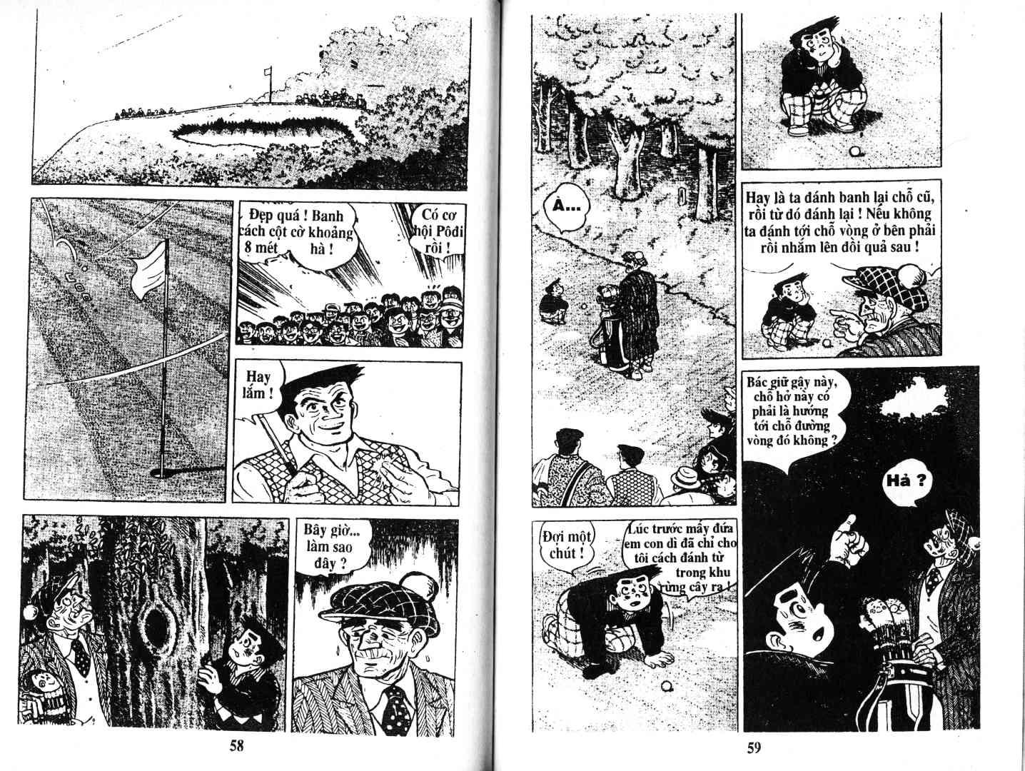 Ashita Tenki ni Naare chapter 52 trang 28