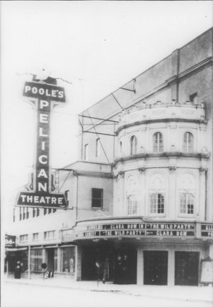 rootsnleaves sharing memories of movie theaters in