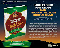 Buku Hakikat Sihir Nan Kelam dan Terapinya dalam Bingkai Islam Al Abror Media