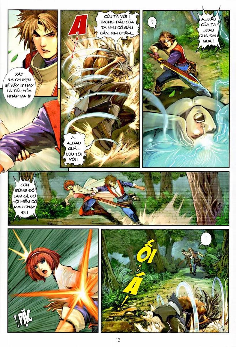 Ôn Thụy An Quần Hiệp Truyện chap 7 trang 12