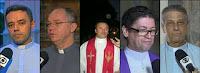 Conheça o histórico dos padres citados nos casos de exploração sexual na Arquidiocese da PB
