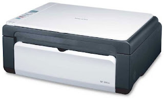 Since I convey a lot of printing because of my studies in addition to my inkjet printer ane time once again gave Ricoh Aficio SP 100SU Driver Download