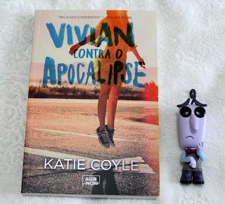 Vivian Contra o Apocalipse - Vivian Apple # 01 - Katie Coyle