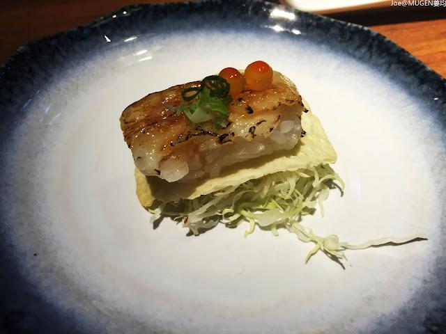 IMG 7427 - 【熱血採訪】一中結合LoungeBar 的 MUGEN 姜均日式手創sushi Bar @空運海鮮@日式手做料理@平價定食