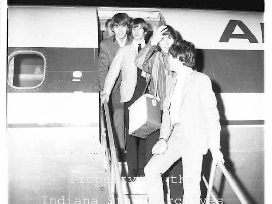 The Beatles In Indianapolis, Sept. 3 1964