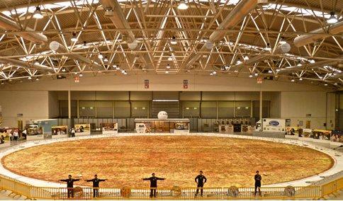 World's Biggest Chapati