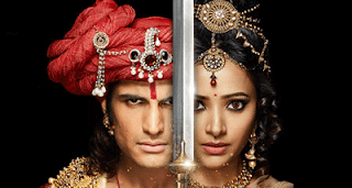 Chandra Nandini ANTV episode 242