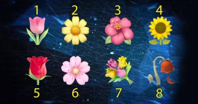 Выбери цветок и узнай, когда ты выйдешь замуж (женишься)