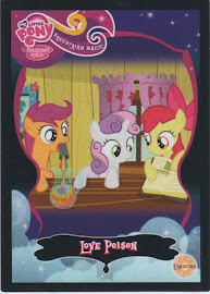 MLP Love Poison Series 2 Trading Card