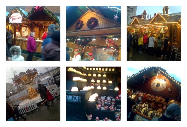 Yorkshire Blog, Mummy Blogging, Parent Blog, Leeds Christkindelmarkt German Market, Leeds, Christkindelmarkt, German Market, Traditional, Stalls, Rides, Carousel, Christmas Feature, TGI Fridays, Leeds Town Hall, Hook-A-Duck, Darts, Burger,