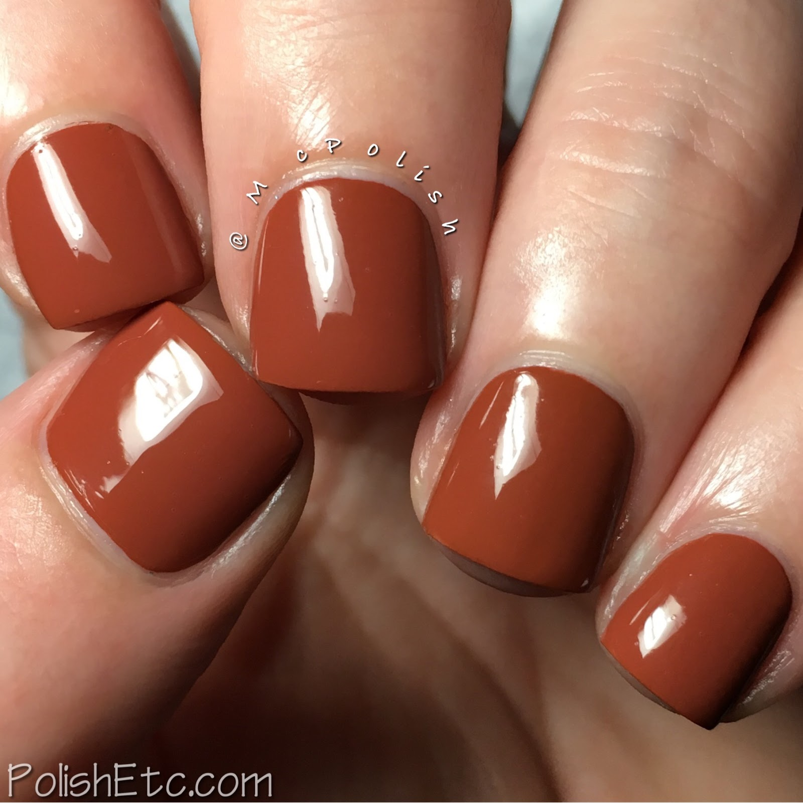 Takko Lacquer - No Fox Given - McPolish