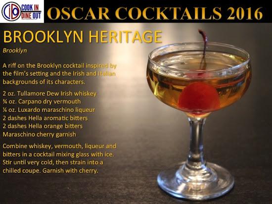 Oscar Cocktails 2016 Brooklyn Heritage