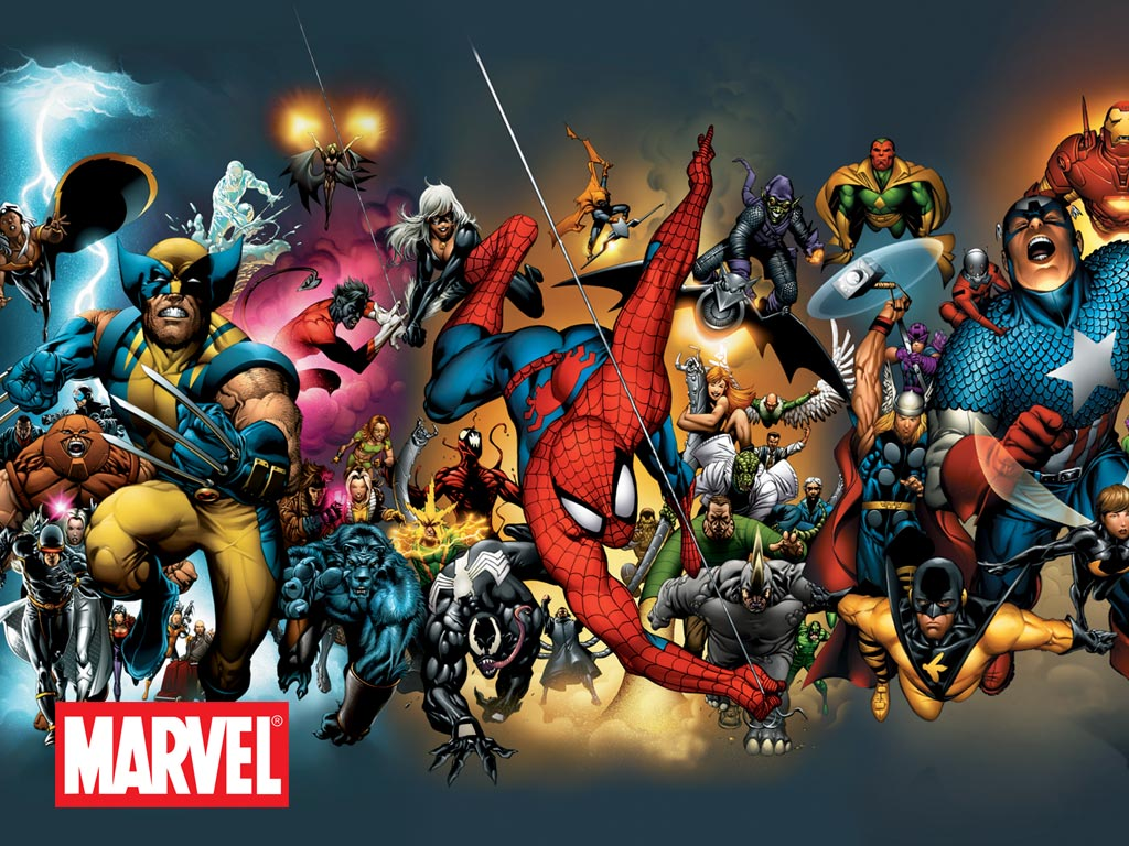 wallpaper: Hd Wallpaper Marvel Comics