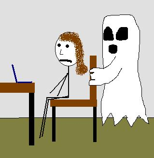 Double-headed Shart Attack: Hangin' with the Ghost