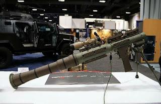 Canggihnya Airtronic RPG-7, Buatan Amerika Serikat dikolaborasi Teknologi Rusia