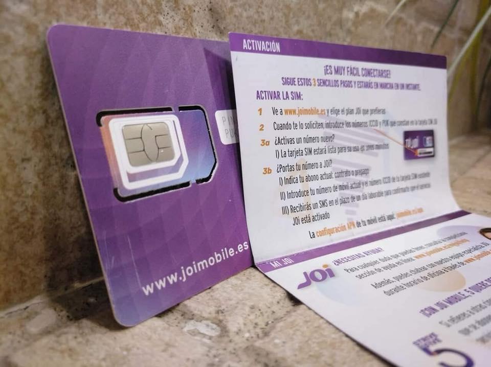 Joi Mobile estará disponible en el mercado el 26 de noviembre.