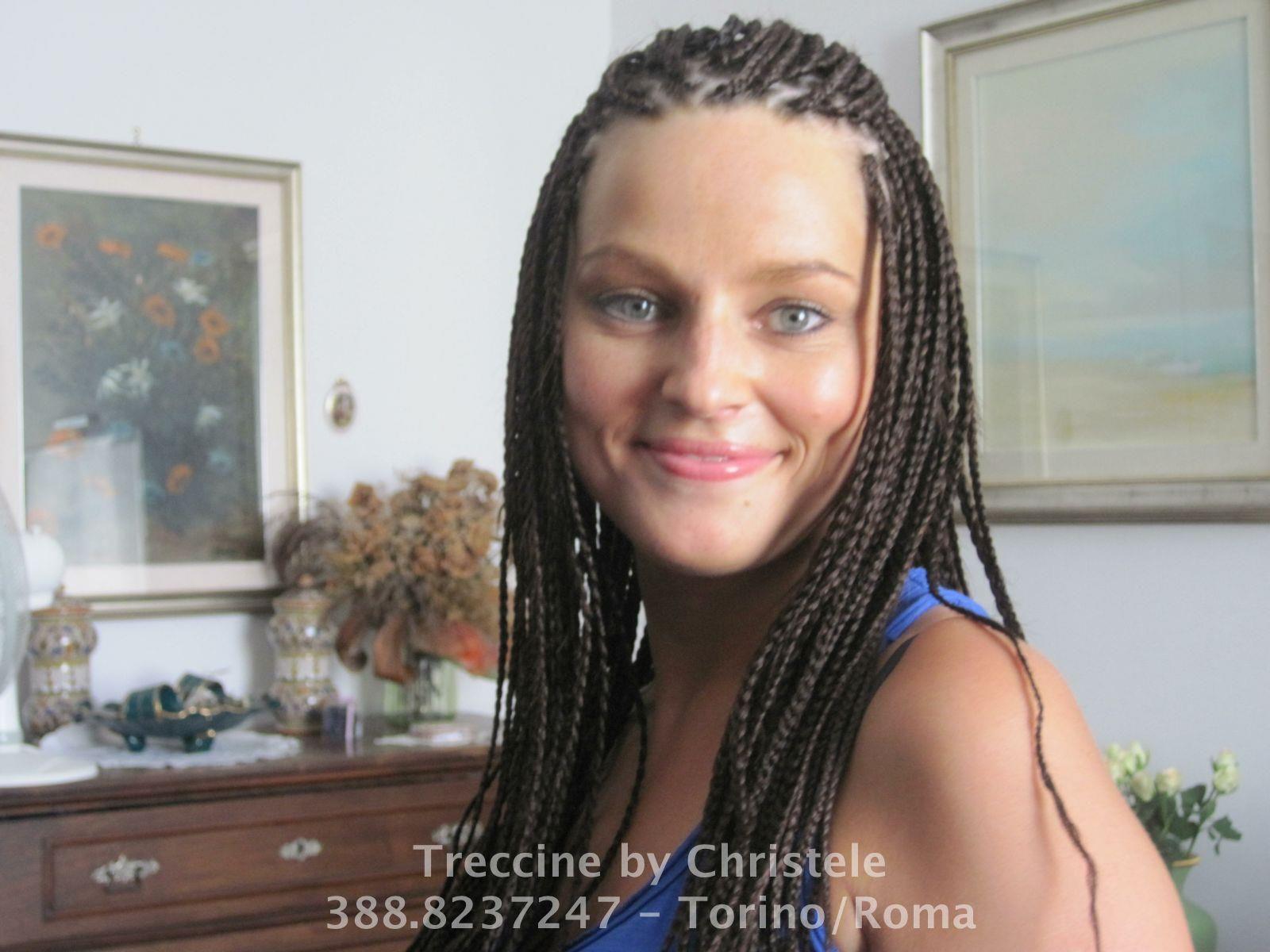 Popolare Treccine Afro Style - Torino: Treccine Africane Lunghe KM71
