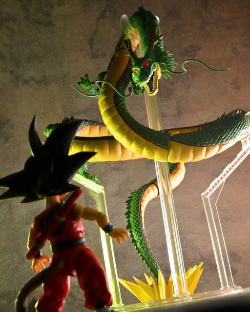 """S.H.Figuarts Goku Niño de """"Dragon Ball"""" - Tamashii Nations"""