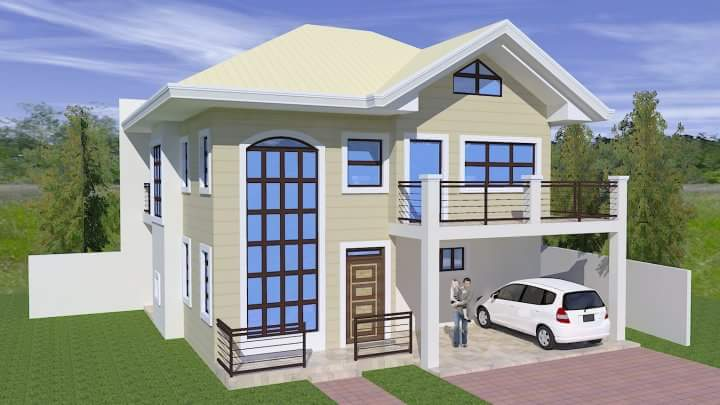 Small house designs in the philippines