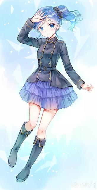 14 AowVN.org m - [ Hình Nền ] Anime Tuyệt Đẹp by HitenKei | Wallpaper Premium