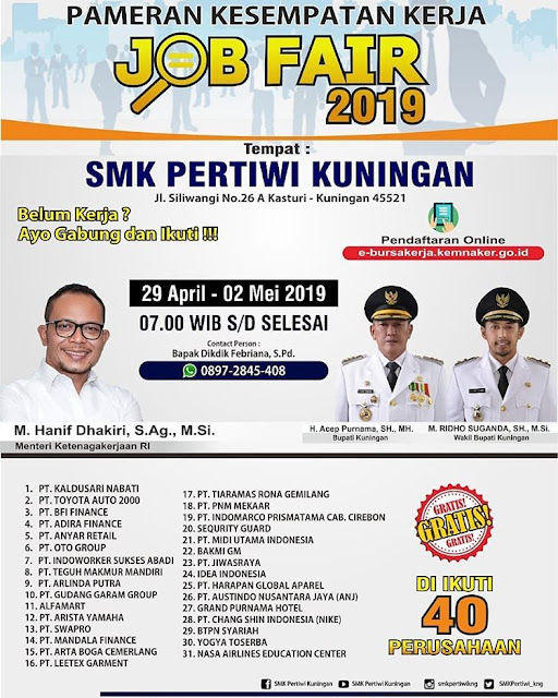 Job Fair / Bursa Kerja Kuningan
