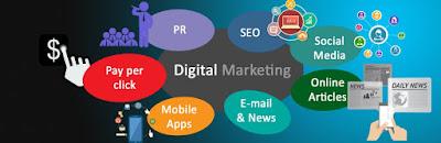 Các công cụ của Digital Marketing