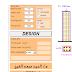برنامج تصميم الاعمدة الخرسانية الدائرية و المستطيلة ULTIMATE AND WORKING