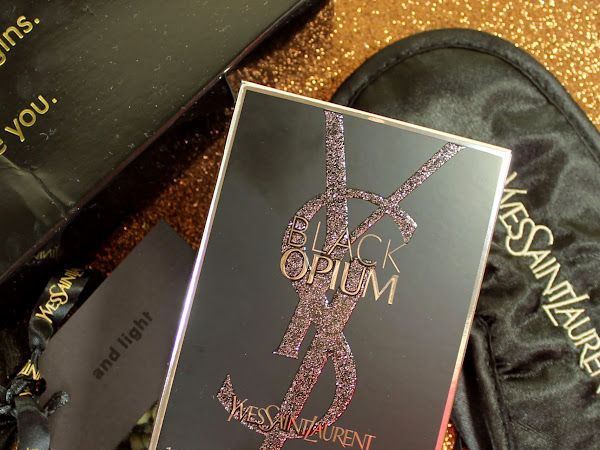 YSL Black Opium EDT Review