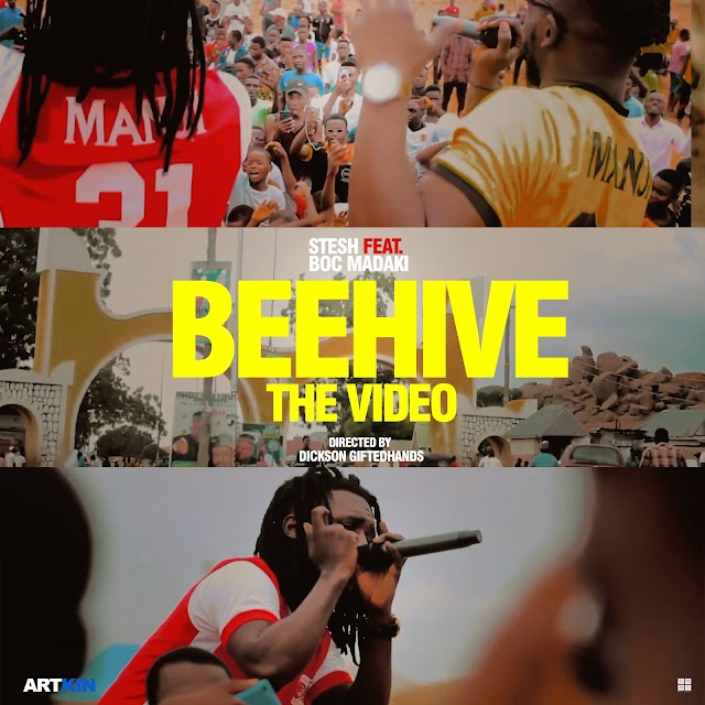 VIDEO- BEEHIVE (STESH ft B.O.C)