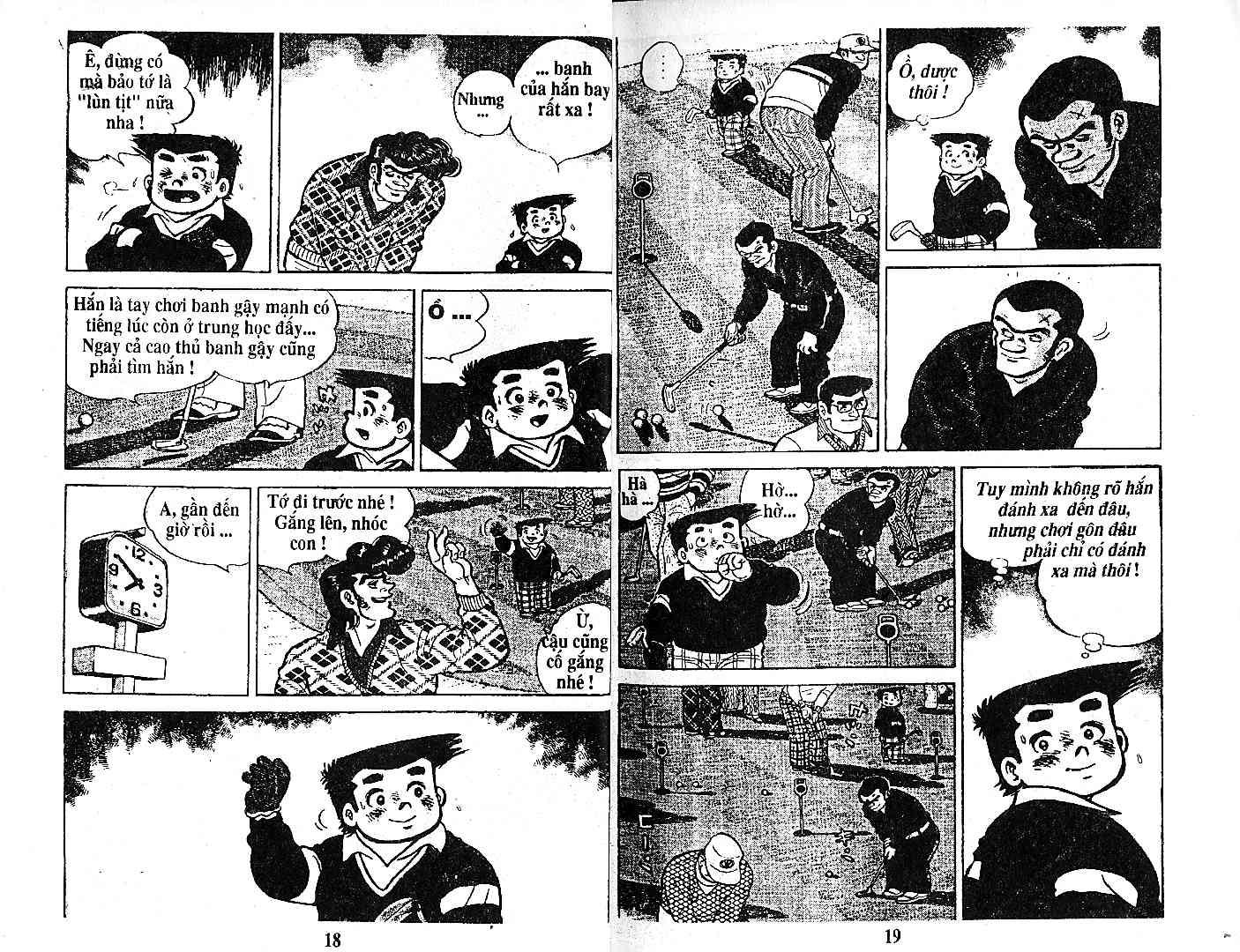 Ashita Tenki ni Naare chapter 28 trang 8