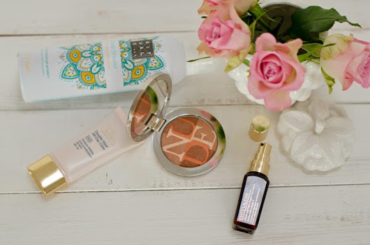La Petite Olga: Beauty Monday: Beauty Favorites in July