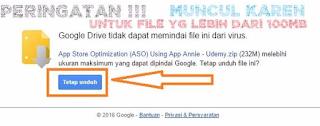 Cara Mudah Download File dan Data di Google Drive dengan Cepat