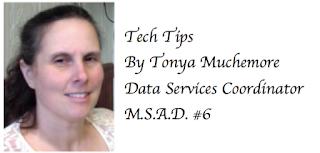 Tech Tips by Tonya Muchemore image
