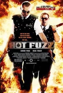 Sinopsis Film Hot Fuzz (2007)