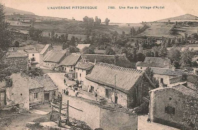 Villages d'Auvergne, Aydat.