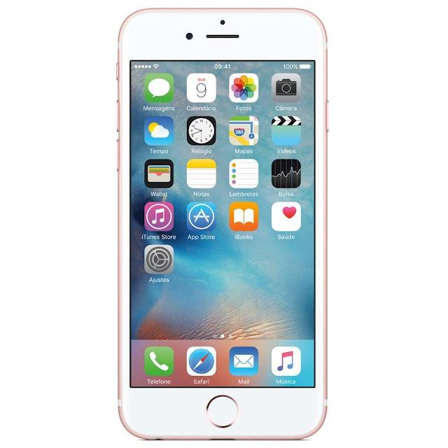 O novo iPhone 6s mantém o mesmo design elegante
