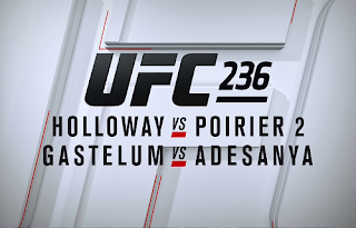 UFC 236 Eutelsat 7A/7B Biss Key 14 April 2019