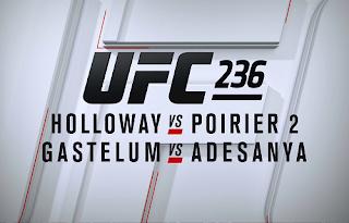 UFC 236 Eutelsat 7A/7B Biss Key 14 April 2019