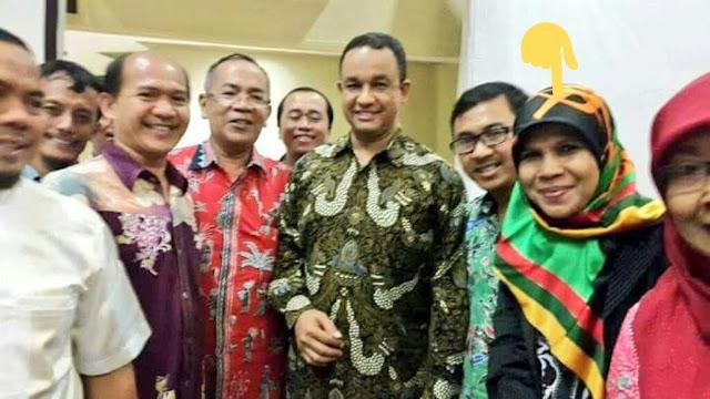 Terungkap,  Guru Nelty Khairiyah Ternyata Sudah Sering Bikin Ulah Sejak Anies Baswedan Menjabat Mendikbud