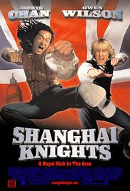 Shanghai Knights Poster