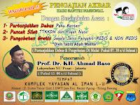 Pengajian Akbar di Tulang Bawang, Akan Hadirkan Prof. Dr. KH Ahmad Baso