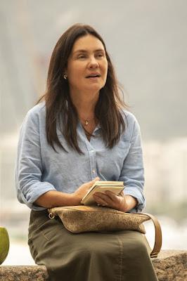 Adriana Esteves é Thelma em 'Amor de Mãe' — Foto: Globo/ João Cotta
