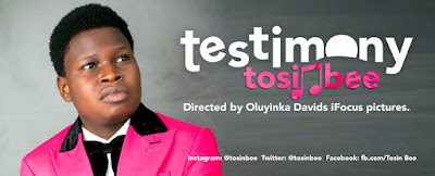 Video: Testimony - Tosinbee [@tosinbee]