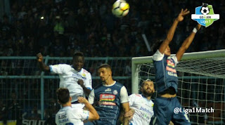 PT Liga Tetapkan Status Laga Arema FC vs Persib Bandung