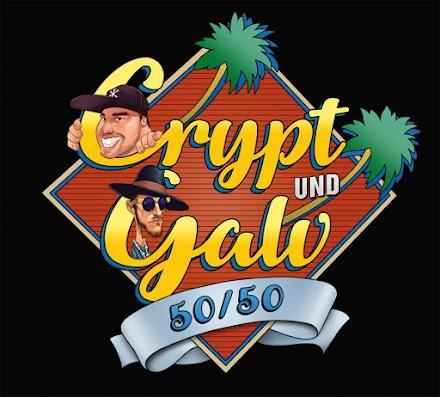 CRYPT und GALV - '50/50' EP | Deutschrap Free EP Download