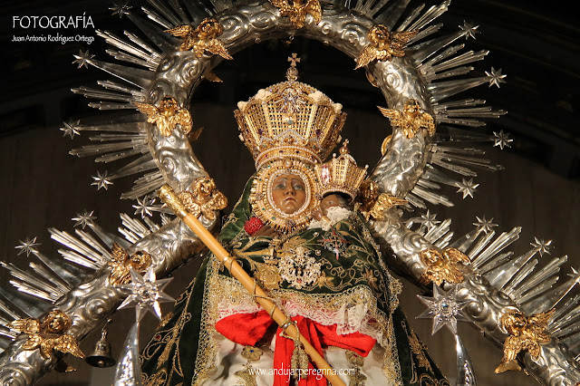 Virgen de la Cabeza Patrona de Andújar